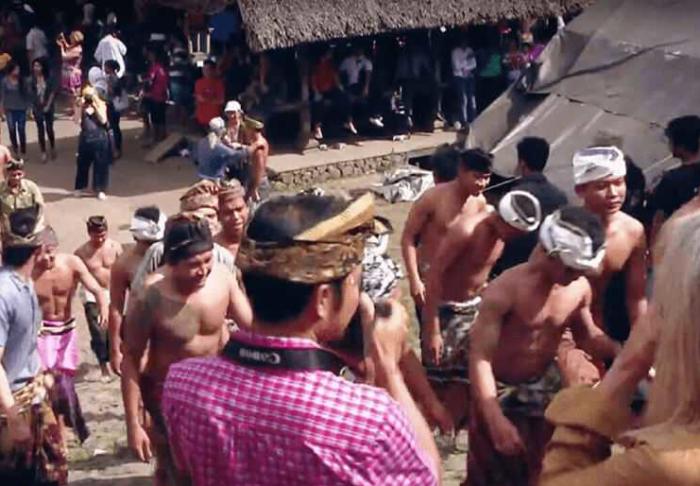 Tenganan Pegringsingan in Tenganan Pegringsingan, Bali