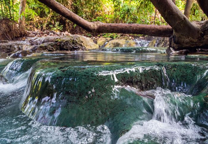 Klong Thom Hot Springs in Klong Thom Hot Springs, Krabi