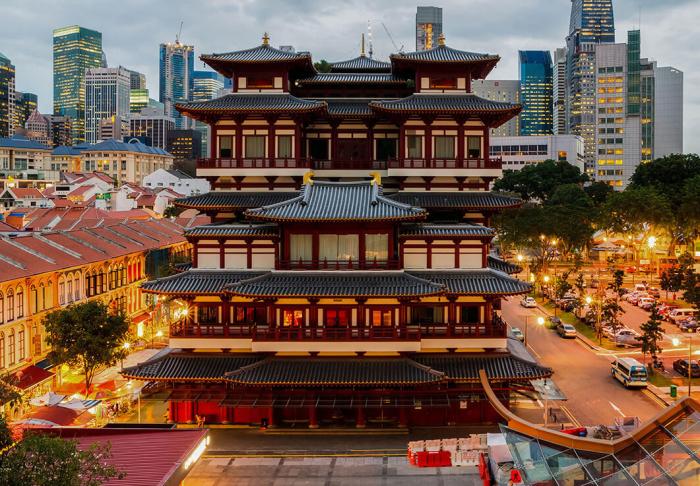 Chinatown in Chinatown, Singapore