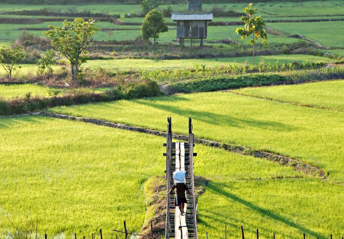 Kampung Bavanggazo, Gombiazu and Sumangkap Village in Kampung Bavanggazo, Gombiazu and Sumangkap Village, Kota Kinabalu