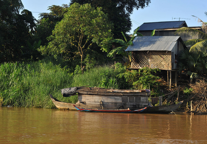 Boat trip to Battambang in Boat trip to Battambang, Siem Reap