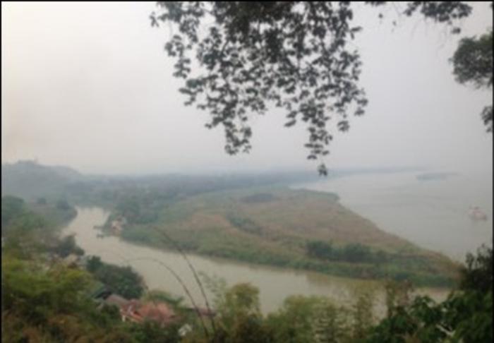 Chiangrai-Moutain views  in Chiang Rai, Chiang Mai