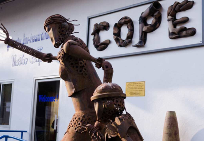 Cope Visitor Centre in Cope Visitor Centre, Vientiane