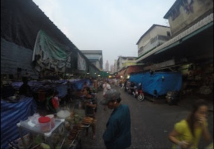 Khlong Toei Market - Getting hungry.. in Nana Plaza and Soi Cowboy in Sukhumvit  , Bangkok