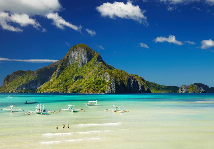 Cadlao Island in Cadlao Island, El Nido and Palawan