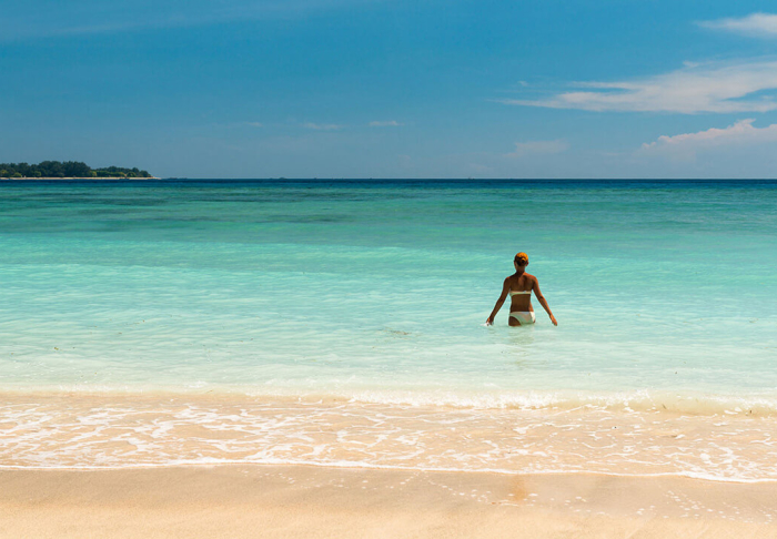 Gili Islands in Gili Islands, Bali