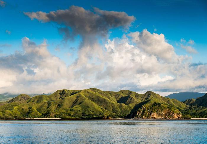 Komodo Island in Komodo Island, Lombok