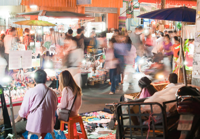 Taipei's Night Markets in Taipei's Night Markets, Taipei