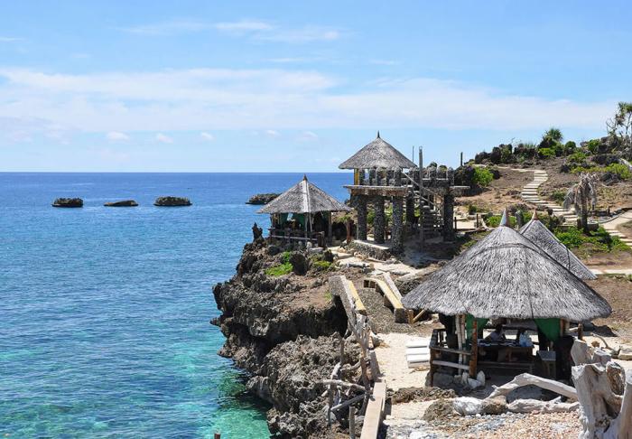 Crystal Cove And Crocodile Island in Crystal Cove and Crocodile Island, Boracay