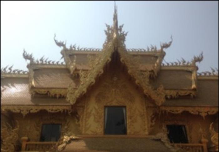 Chiangrai -Temple Beauty in Chiang Rai, Chiang Mai