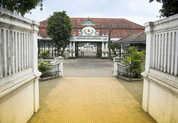 Kratan in Kratan , Yogyakarta