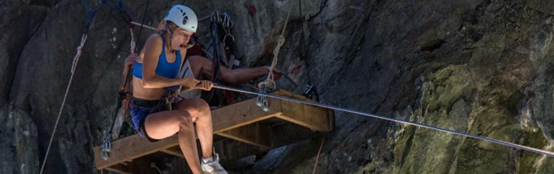 Extreme Zipline Adventure in Krabi (Half-day)
