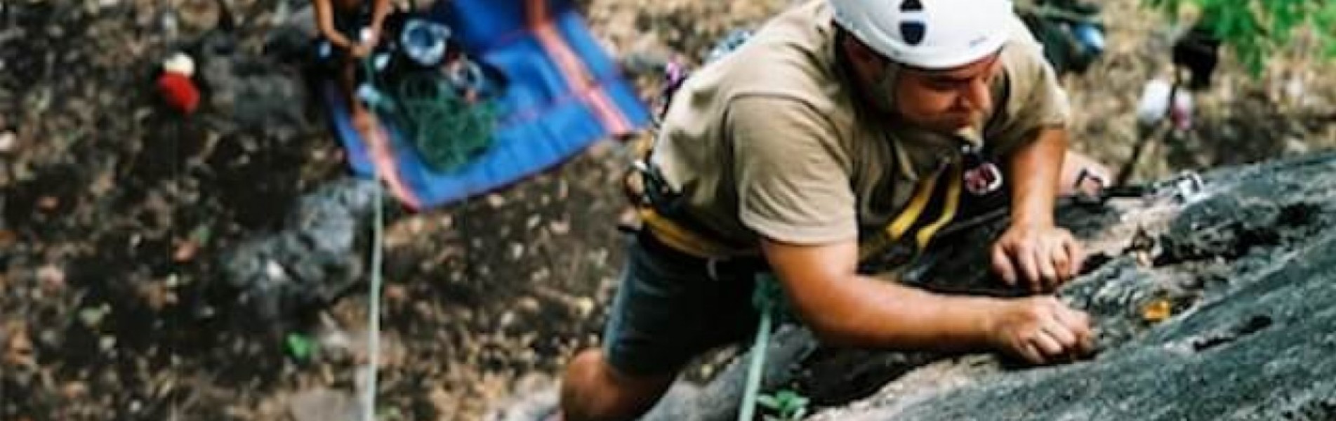 Learn to Climb in Chiang Mai