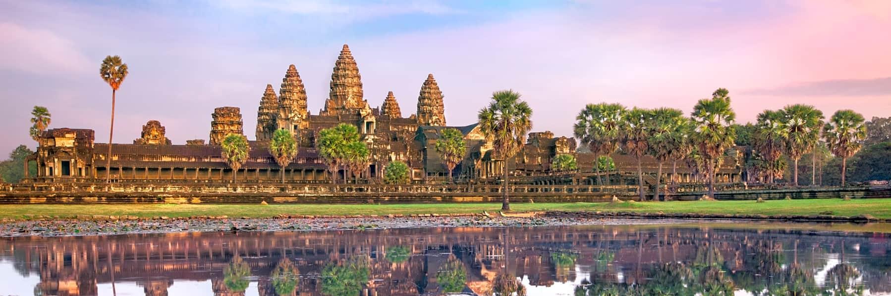 Angkor Wat Sunrise & Angkor Thom Tour (Siem Reap) – Morning gallery