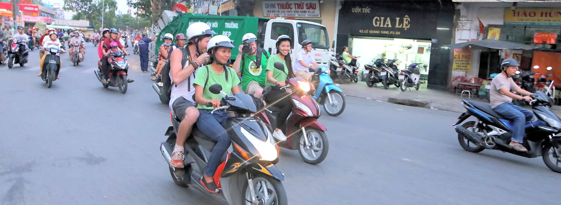 Saigon Afternoon Food Tour by Motorbike (Ho Chi Minh) gallery