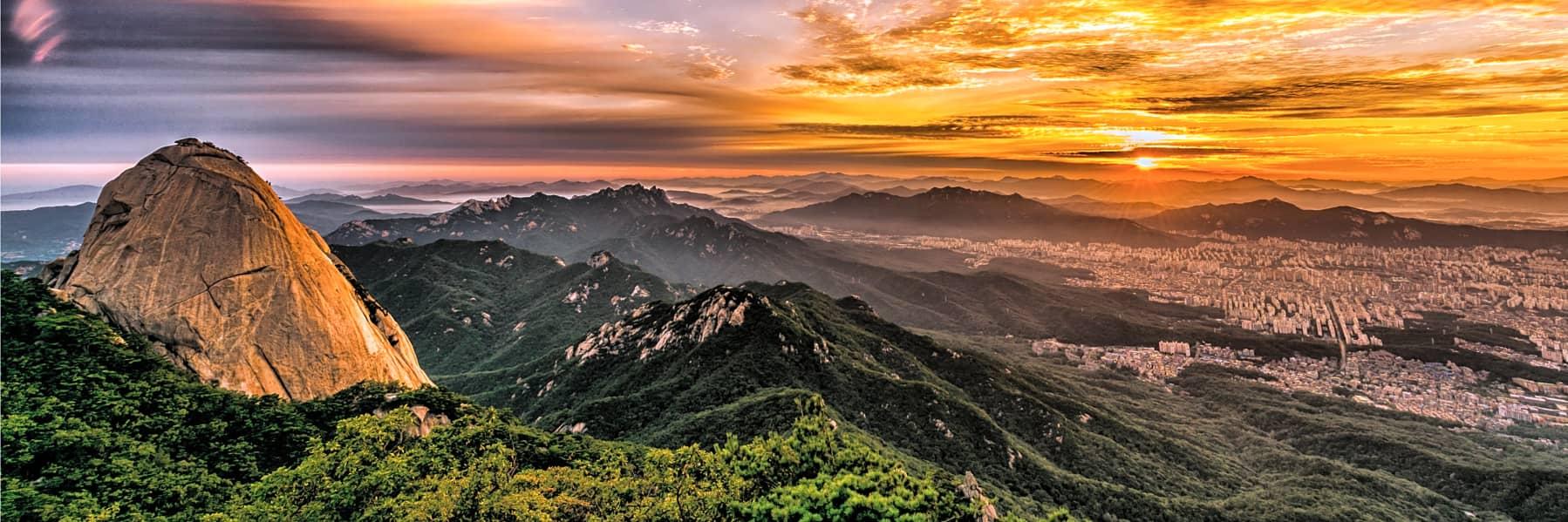 Bukhansan National Park Tour & Korean Spa Experience – Full Day gallery