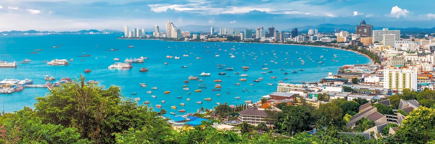 Pattaya Beach & Coral Island (Koh Larn) Small Group Tour from Bangkok – Full Day gallery
