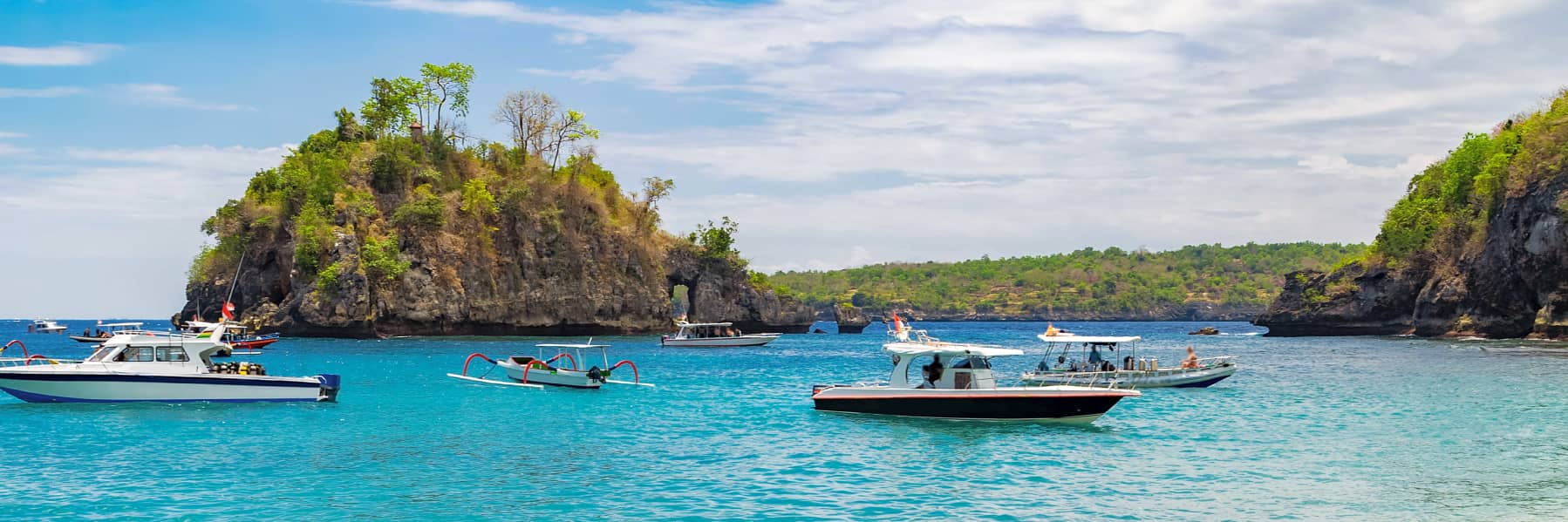 Nusa Lembongan Fast Boat (Single/Return) – Ticket gallery