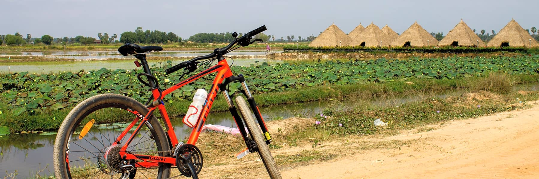 Siem Reap Countryside Bike Tour (Morning/Afternoon) – Half Day gallery