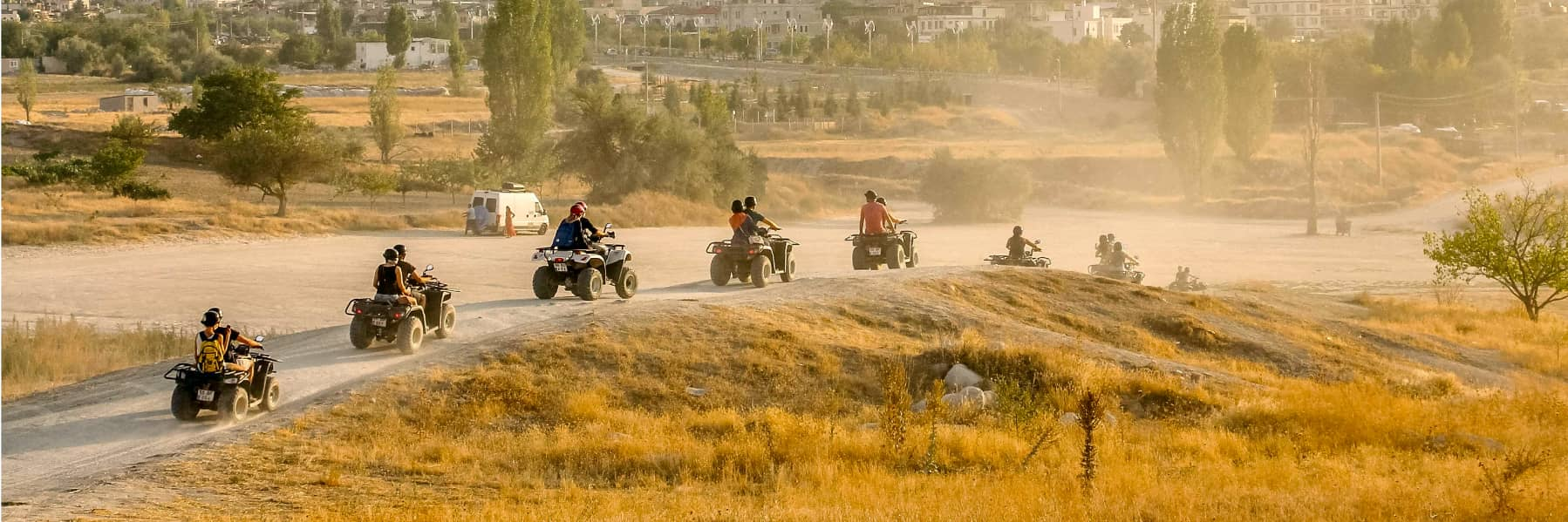 Siem Reap Quad Bike Sunset Tour - 1 hour gallery