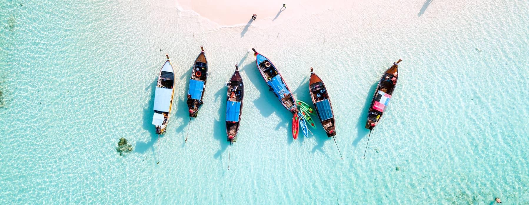 Raya Island (Ko Racha Yai) & Coral Island Speedboat Tour (Phuket) – Full Day gallery