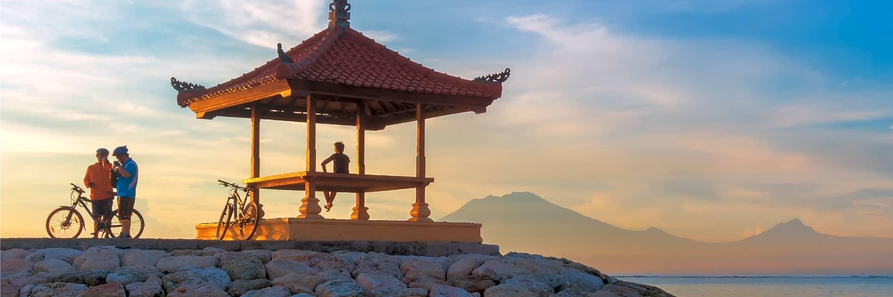 Bali Sanur Beach Sunrise Bike Tour – Half Day gallery