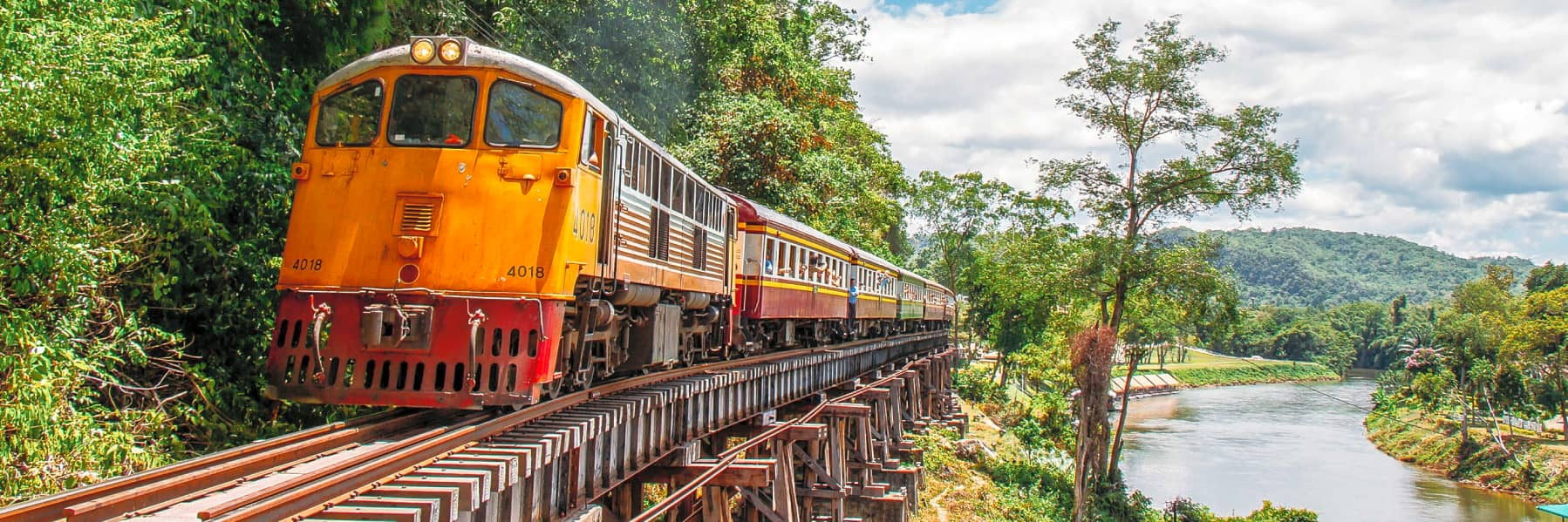 Kanchanaburi River Kwai & Death Railway Small Group Tour — Full Day gallery