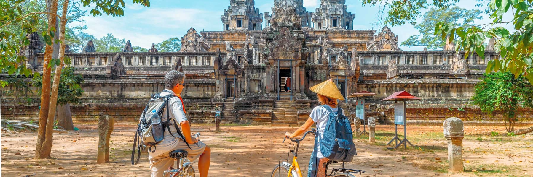 Angkor Wat Bike Tour (Morning) – Half Day gallery