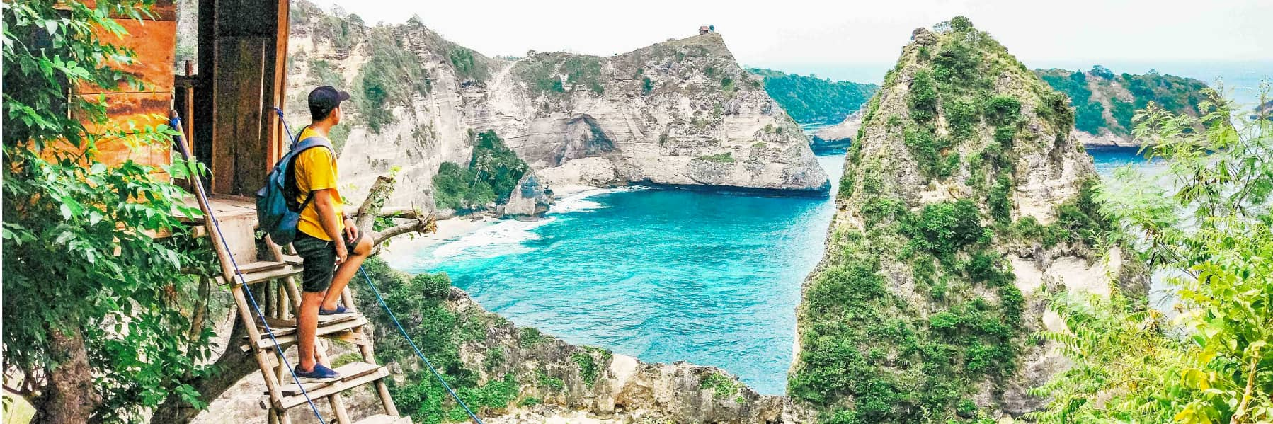 East Nusa Penida Small Group Tour: Atuh Beach & diamond beach – Full Day gallery