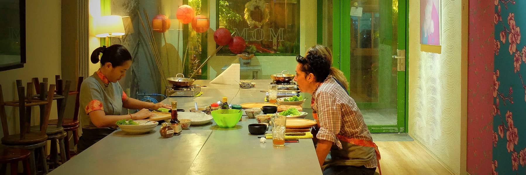 Saigon Cooking Class with Optional Market Tour – Half Day gallery