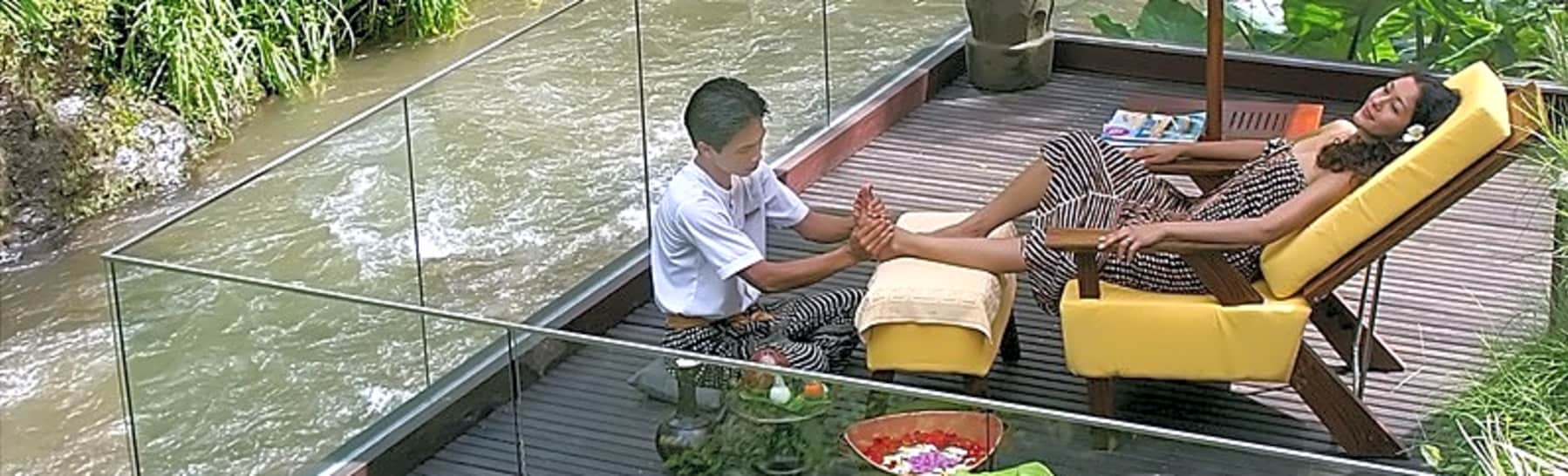 Maya Ubud Spa - Riverside Special Package 180 min gallery