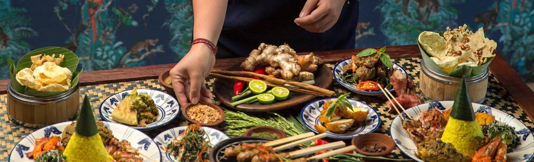 Jeding Bali Cooking Class — Half Day gallery