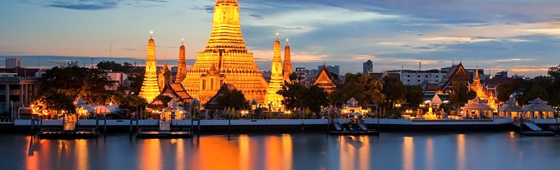 Loy Nava Chao Phraya River Dinner Cruise – Evening gallery
