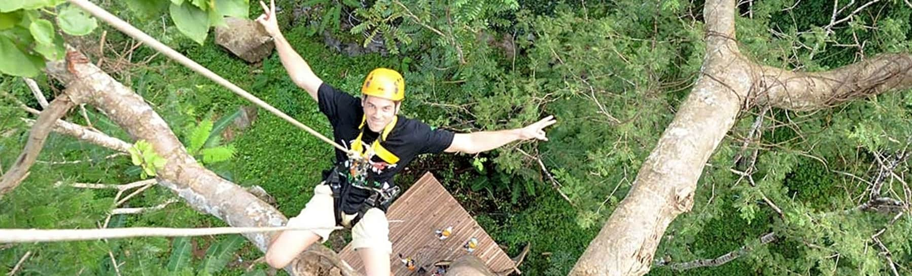 Flying Hanuman Phuket— Ultimate Zipline Discovery Journey C  gallery