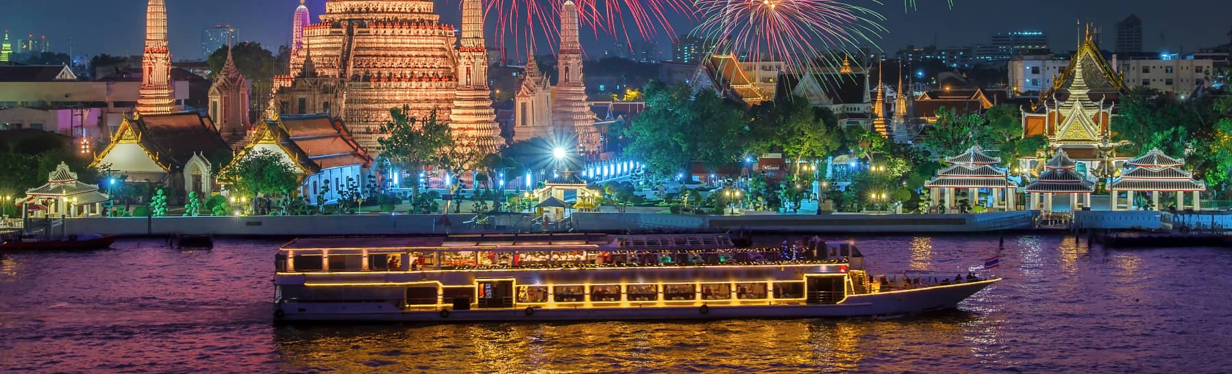 Chao Phraya Princess Dinner Cruise Bangkok — Half Day gallery