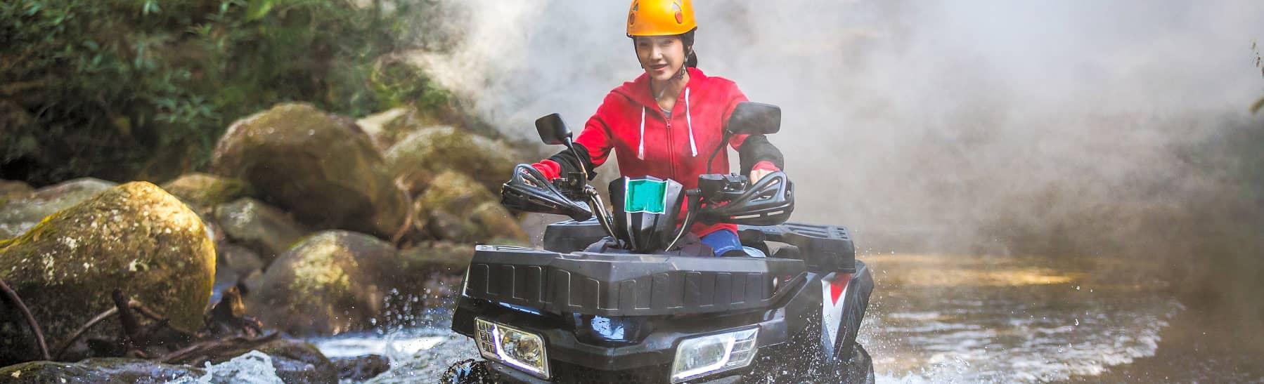 ATV Quad Bike Ride in Bali gallery