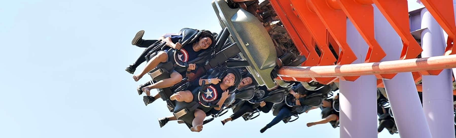 30% OFF Siam Park City Tickets  – Thailand's Biggest Amusement Park gallery