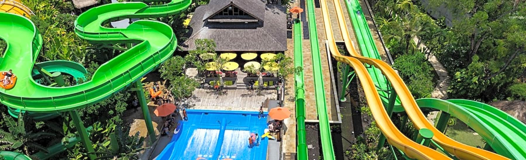 Waterbom Bali : Cool Off at Asia's #1 Water Park – Full Day gallery