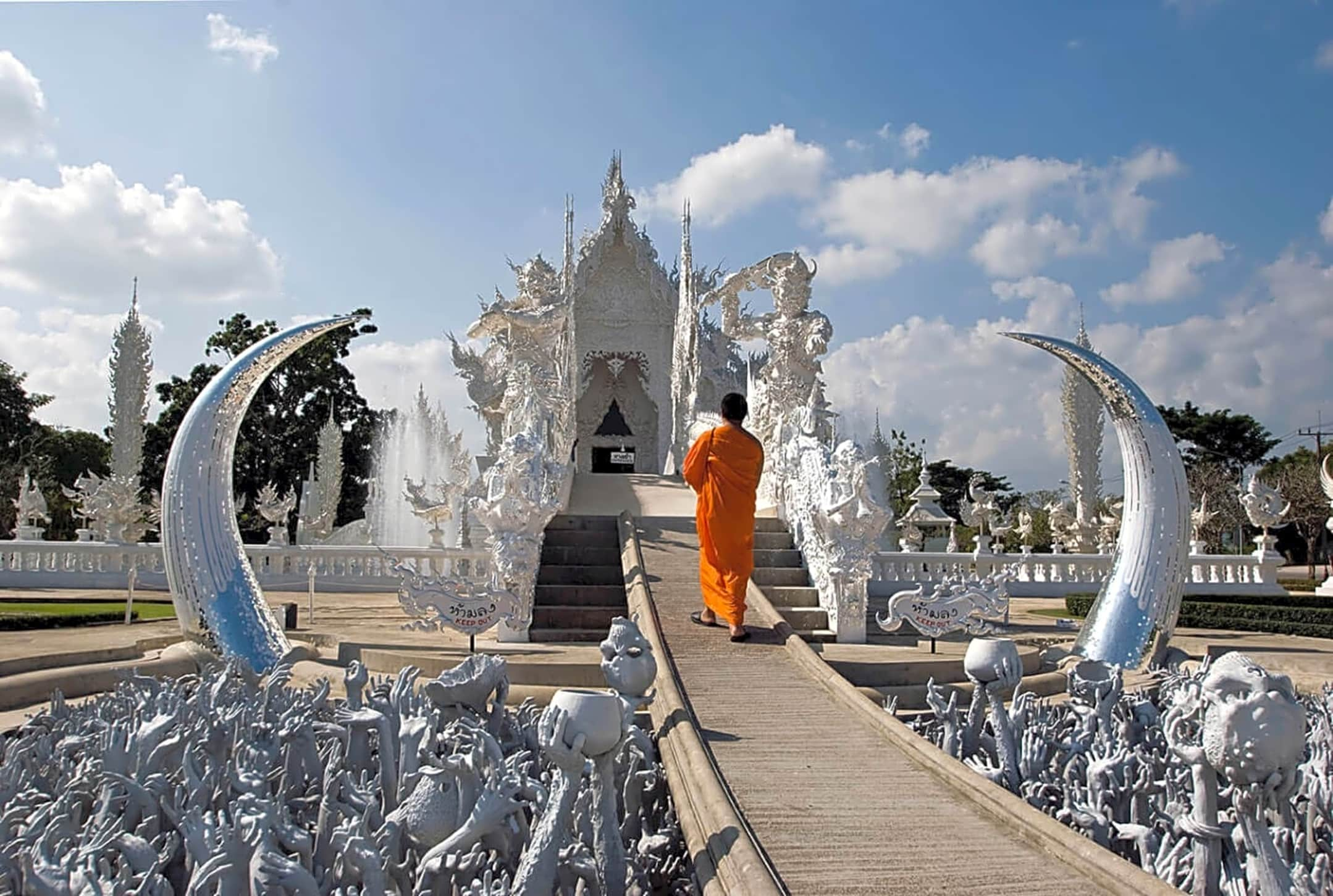 Explore the ancient world in Chiang Rai