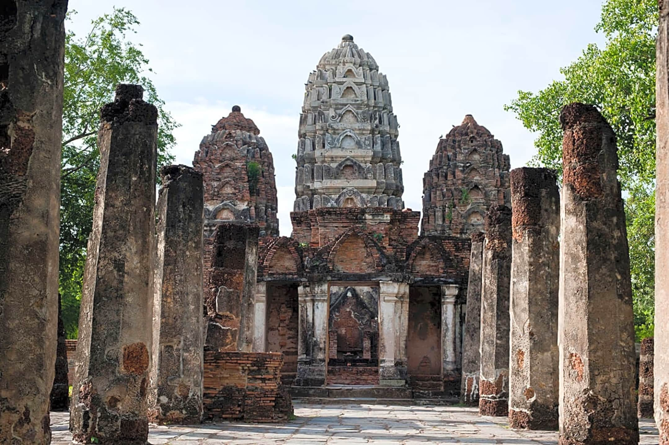 Reveal ancient secrets with a Trip to Sukhothai