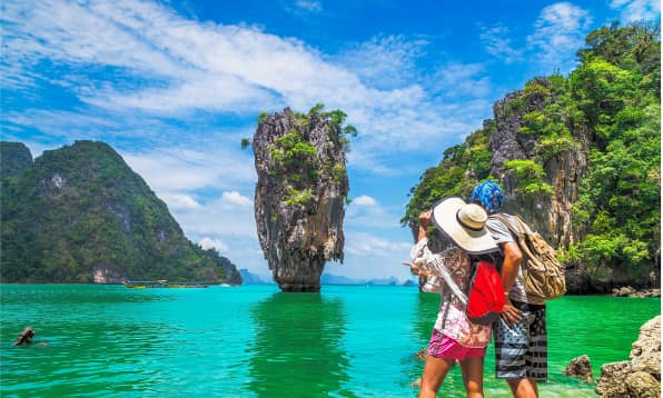 James Bond Island Tour By Speed Boat From Phuket Full Day