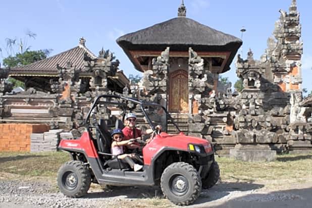 buggy driving bali