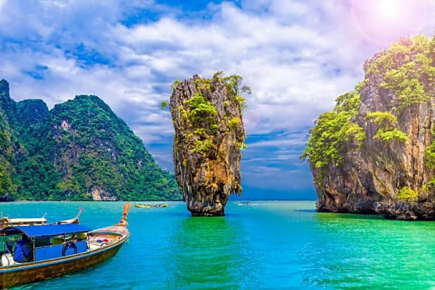 James Bond Island Tour Full Day