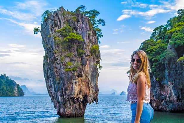 The 007 Treatment Speed Boat To James Bond Island Private Tour
