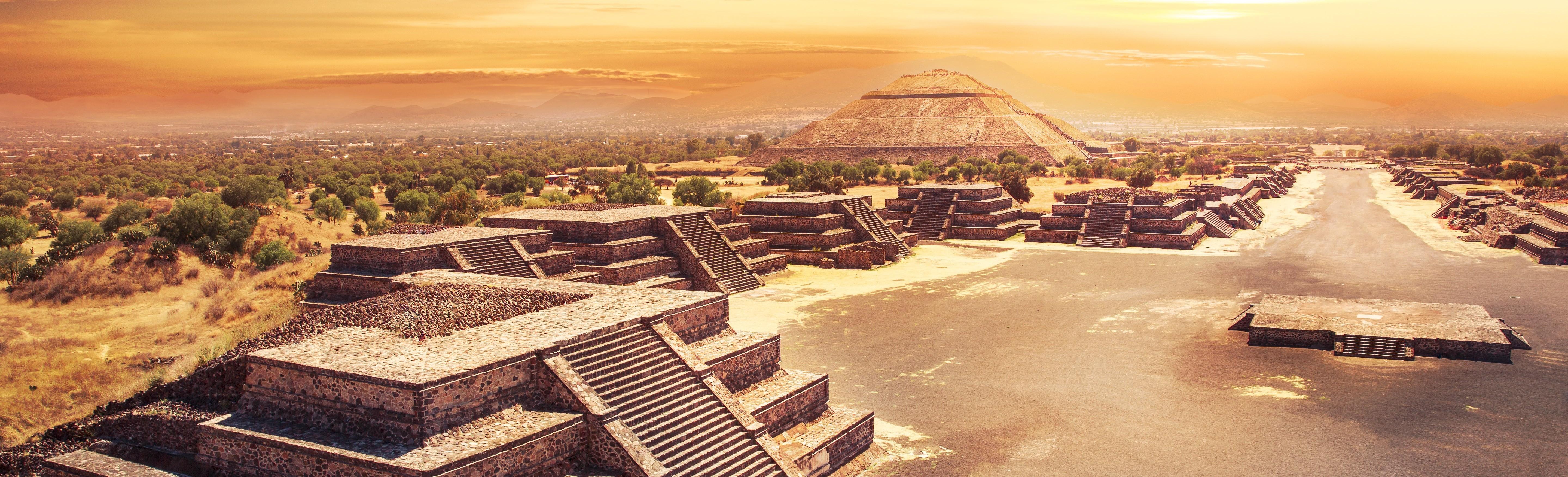 "Sunrise ""Early Access"" Teotihuacan Tour – Full Day - Book Now | TripGuru"