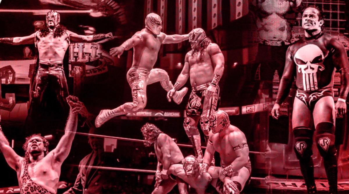 Lucha Libre Tour
