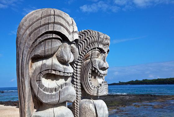 Hawaiian Faces