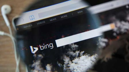 No Mobile-First Indexing for Bing.