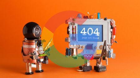 404 Errors.