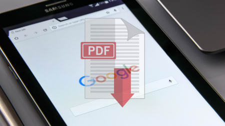 PDF files Indexing.